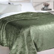 Cobertor Queen Soft Flannel 2,40 x 2,20 Rozac Vermont Sherpa Cana