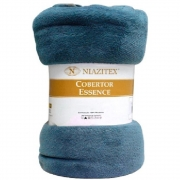 Manta Microfibra Cobertor Essence Casal Liso Varias Cores Niazitex