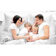 Protetor de Colchão Casal Impermeável Protect Care 100% Poliéster Rozac