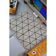 Tapete para Sala 2,00m x 3,00m Art Des 11 Pérola Oasis