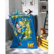 Toalha de Banho Infantil Toy Store 04 Felpuda 100% Algodão  Dohler