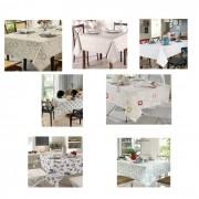Toalha de Mesa para 6 Cadeiras 1,40m x 2,10m Clean Dohler