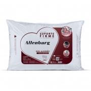 Travesseiro Suporte Firme 50cm x 70m 100% Algodão Altenburg