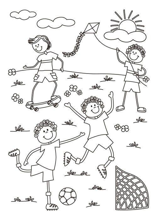 kit toalha infantil para colorir buettner campinho