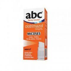 ABC Clotrimazol Spray Hertz 30ml