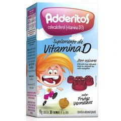 Adderitos Vitamina D - 30 Gomas