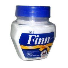 Adoçante Finn Sucralose - pote family pó, com 150g
