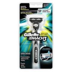 Aparelho de Barbear Gillette Mach 3