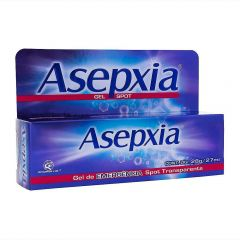 Asepxia Gel Secativo com 15g