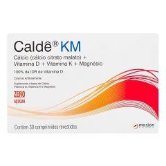 Caldê KM com 30 Comprimidos revestido Marjan