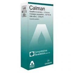 Calman  com 20 comprimidos Ativus