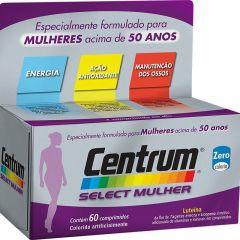 Centrum Select Mulher 60 Cápsulas