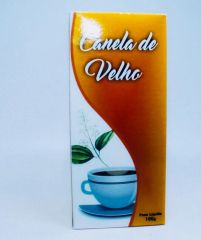 Chá Canela de Velho Caixa 100gr - Aroma Bem Estar 1 unidade