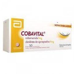 Cobavital 1 Mg+ 4 Mg 30 Comprimidos
