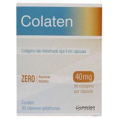 Colaten - 30 cápsulas gelatinosas