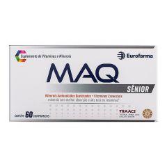 Complemento MAQ Sênior Eurofarma 60 Comprimidos