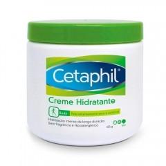 Creme Hidratante Corporal Cetaphil 453g - Pele Seca e Sensível