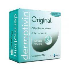 Dermotivin Sabonete Original 90g