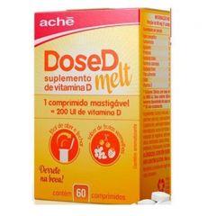 Dose D Melt Aché - 60 Comprimidos