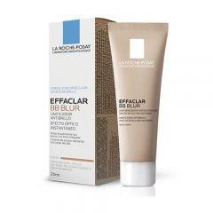 Effaclar BB Blur Uniformizador Antioleosidade La Roche-Posay - Média, 20mL