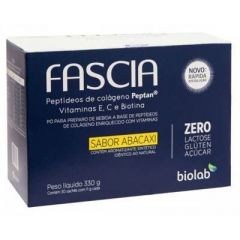 Fascia Abacaxi 30 Saches