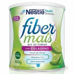 FiberMais com Colágeno - Lata, Limão, 300g