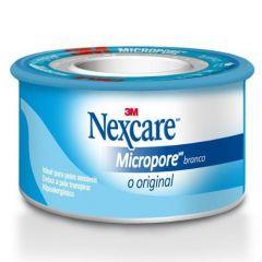 Fita Micropore Nexcare Branca 50mm x 4,5m