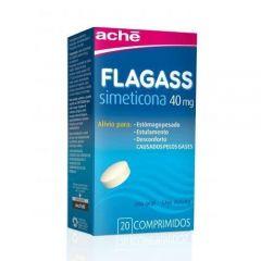 Flagass 40Mg Com 20 Comprimidos