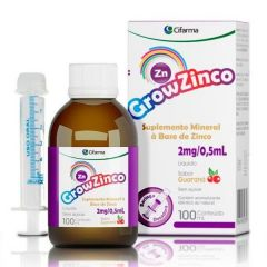 Grow Zinco 100ml Sol