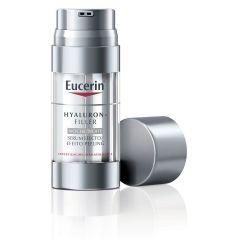 Hyaluron Filler Eucerin Noite Serum Efeito Peeling 30Ml