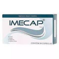 Imecap  Hair /30 Cápsula