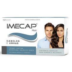 Imecap Hair caixa com 60 cápsulas
