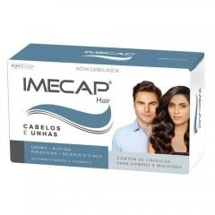 Imecap Hair Com 60 Cápsulas Original