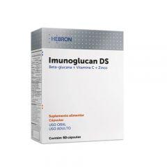 Imunoglucan DS com 60 Cápsulas