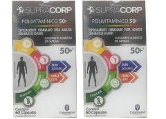 Kit com 2 caixas Polivitamínico para Adultos maiores de 50 anos com Vitamina B12