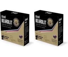 Kit com 2 Caixas Suplemento Para Barba e Cabelo Litee Beardlit