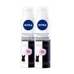 Kit Desodorante  Nivea Aerosol Invisible