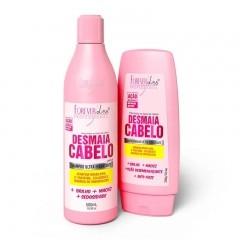 Kit Forever Liss Desmaia Cabelo - Shampoo e Condicionador