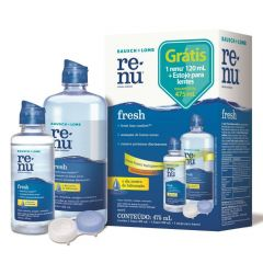 Kit Renu Fresh 355+120ml