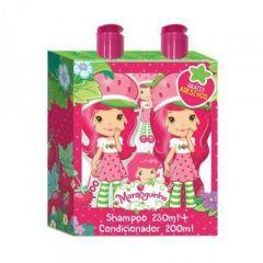 Kit Shampoo + Condicionador Biotropic Moranguinho