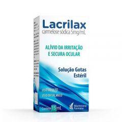 Lacrilax Colírio com 15ml