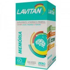Lavitan Memória 60 Comprimidos Revestidos