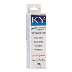 Lubrificante Intimo K-Y Gel  50gr