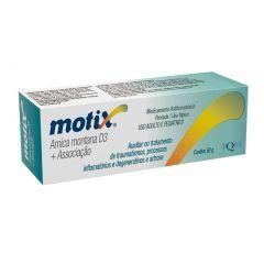 Motix - Bisnaga com 50g de pomada de uso dermatológico