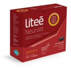 Multivitamínico Para a Memória Litee Neurolit com 60 caps