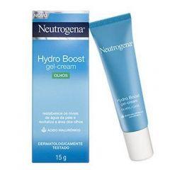 Neutrogena Hydro Boost Gel-Creme Olhos - 15g