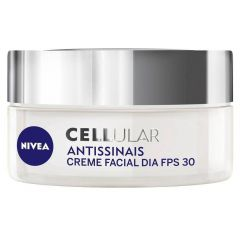 Nivea Cellular Antissinais Creme Facial Dia - 52g
