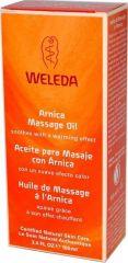 Óleo Corporal de Arnica para Massagem Weleda - 100mL