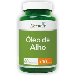 Óleo de Alho Bionatus Green com 70 Cap