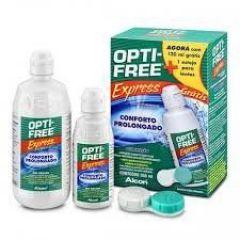 Opti-free Express 355ml + 120gr